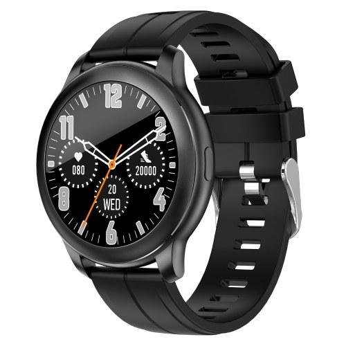 CF22 1,28-дюймовый полный сенсорный экран Фитнес-трекер Многофункциональные спортивные часы Смарт-часы Телефон Часы
