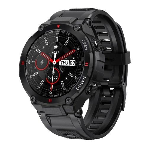 SENBONO MAX6 1.28-Inch IPS Screen Smart Watch with BT Call