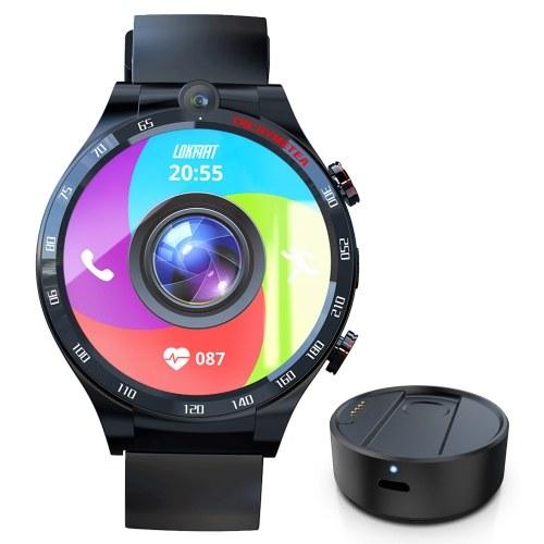 LOKMAT APPLLP 4 1,6-Zoll-TFT-Voll-Touchscreen 4 GB RAM + 128 GB ROM Smart Watch
