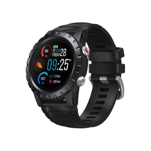 Zeblaze Stratos Premium Multi-sport GPS Smartwatch 4-satellite Positioning System 50M Waterproof
