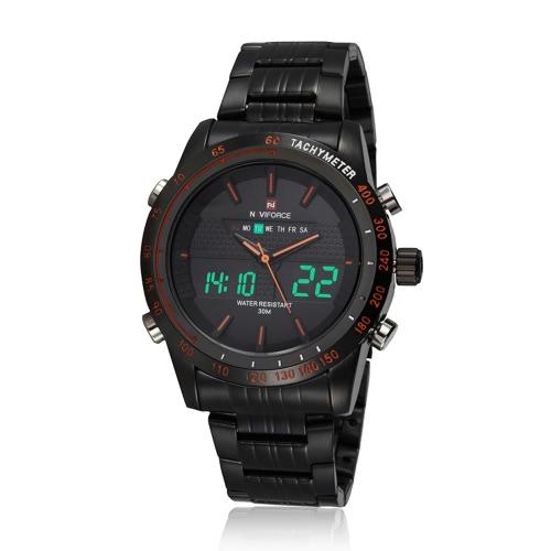 NAVIFORCE NF9024 reloj de cuarzo deportivo