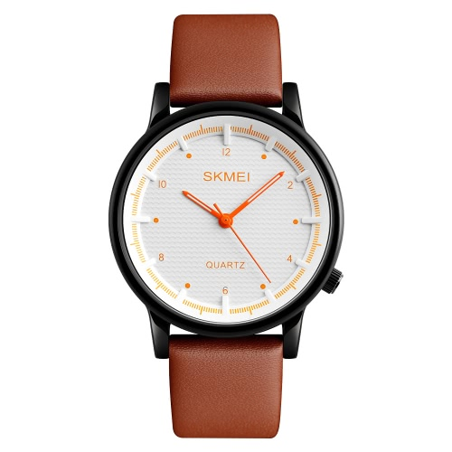 SKMEI 3ATM Water-resistant Fashion Casual Watch