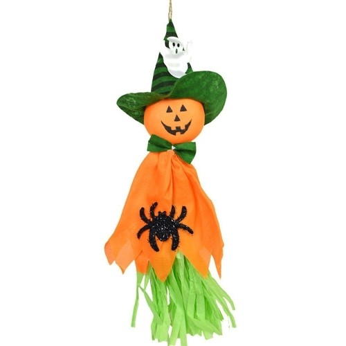 Scarecrow Horror Ghost Pendant Accessory Halloween Party Bar Decor Pozdrawiacze Halloween Supplies