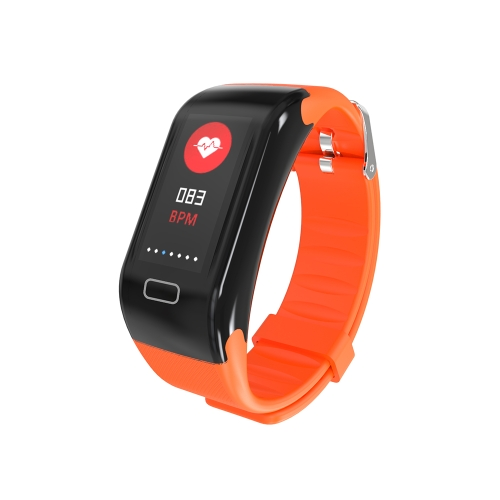 X7 PRO Smart Band IP67 Waterproof 0.96-inch Full Color Display Smart Bracelet Heart Rate Blood Pressure Sleep Monitor Sports Tracker Call Reject Messages APPs Reminder 80mAh for iOS Android Smartphone J2927C