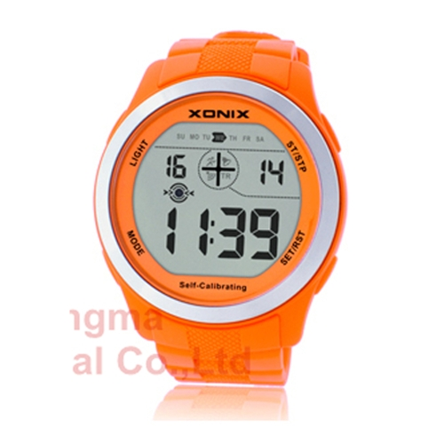 Image of Accurate Multifunctional Luminous Internet Timing Semi-smart LED Watch Sports Waterproof Digital Wristwatch