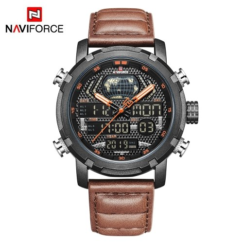 NAVIFORCE 9160 Man Quartz Watch