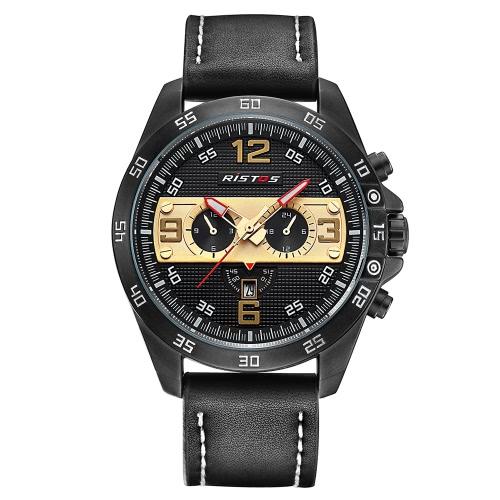 Relojes militares de los hombres del ejército de RISTOS Sport Wristwatches