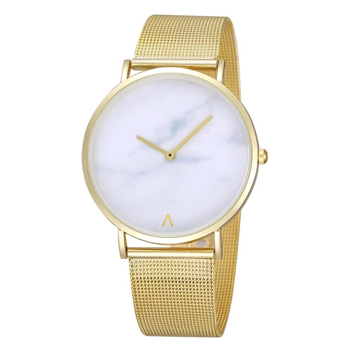 Art und Weise beiläufige Quarz-Uhr-Frauen-Uhren Luxuxarmbanduhr-Frau