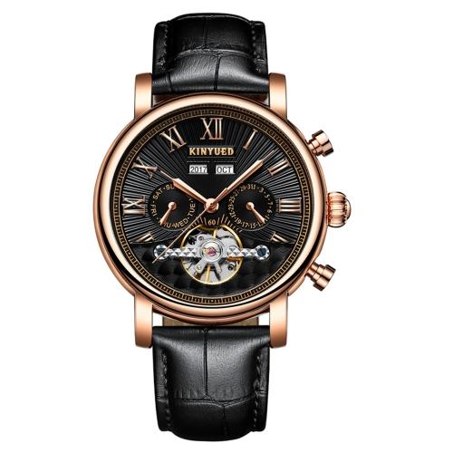 KINYUED J022-2 Automatyczny zegarek mechaniczny