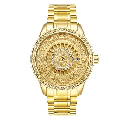 TEVISE relógios automáticos de luxo
