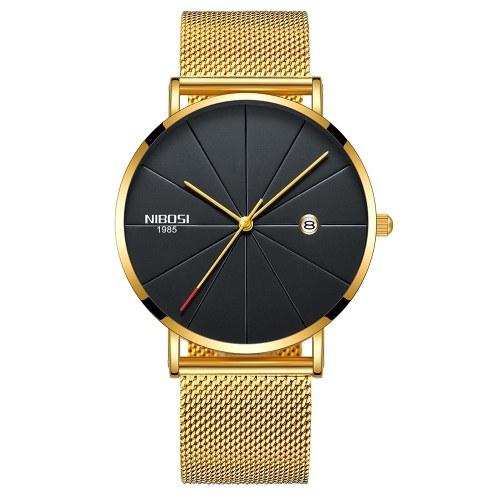 Moda moderna simples relógio de tendência