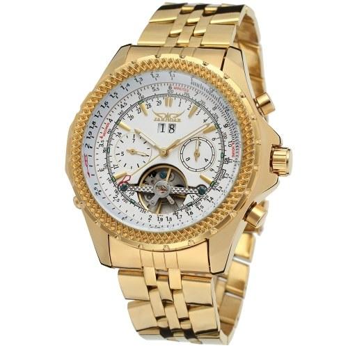 JARAGAR 070 Business Men Mechanical Watch
