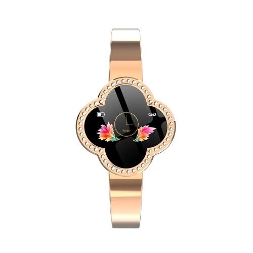 Smart Watch 0.96-Inch IP67 Waterproof BT4.0 Fitness Women