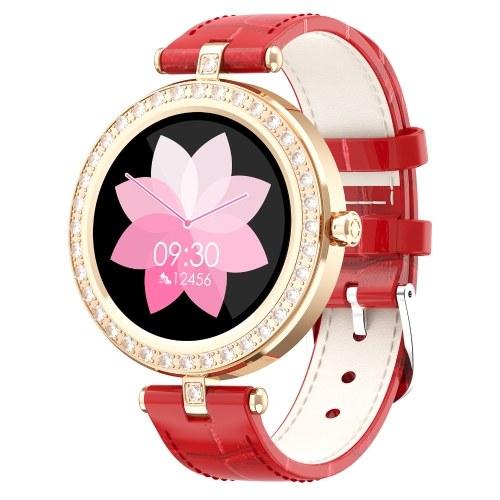 Умные спортивные часы с многоязычным 1,09-дюймовым экраном, женские часы
