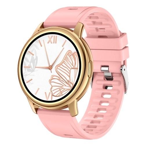 LEMFO LF28M 1,3-Zoll-TFT-Voll-Touchscreen-Smartwatch für Frauen