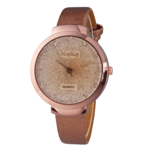 Trendy Simple Delicate Watch para Mulheres