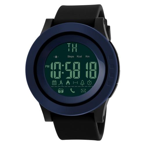 [Versión de actualización] SKMEI 1255 Smart Sport Relojes de pulsera digitales con BT
