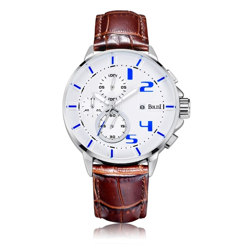 Bolisi Fashion Casual Quartz Watch