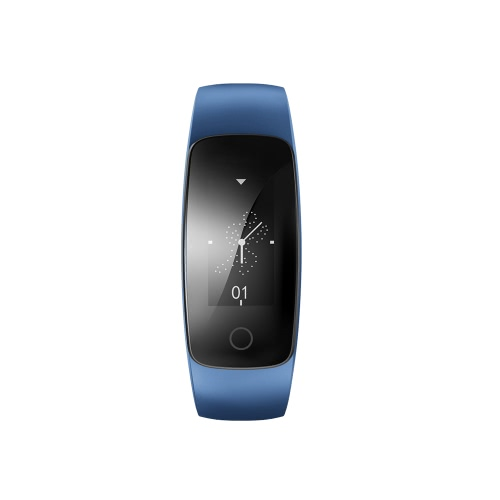 "OLED Wodoodporny BT4.0 Inteligentny pasek na nadgarstek 0,96 ""Ekran dotykowy Smart Watch"