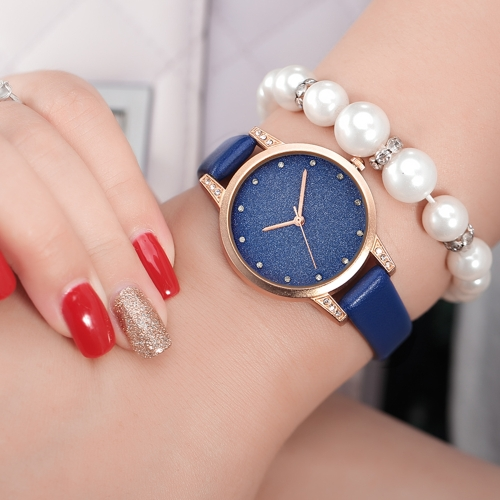 REBIRTH Fashion Casual Quartz Watch 3ATM Water-resistant Watch Women Wristwatches Female