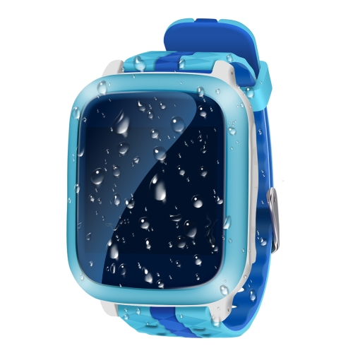 "1,44 ""LCD Kids Smart Watch Phone GPS Tracker Chamada / SOS / Cartão SIM Slot / Electronic Fence / Alarme / Pedômetro Anti-Lost Children Localizador de localizador de GPS para IOS e Android"