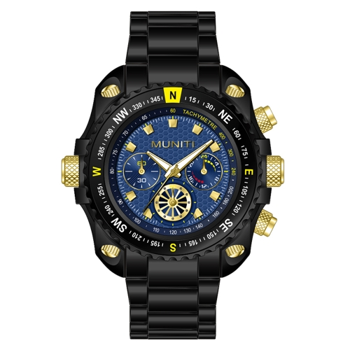 MUNITI Fashion Sport Men Watch