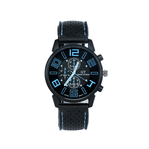 Fashion Silicone Men Watches