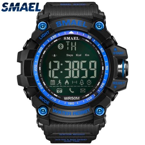 SMAEL 1617 Elegante orologio sportivo