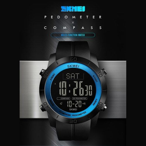 SKMEI 1354 Men Analog Digital Watch