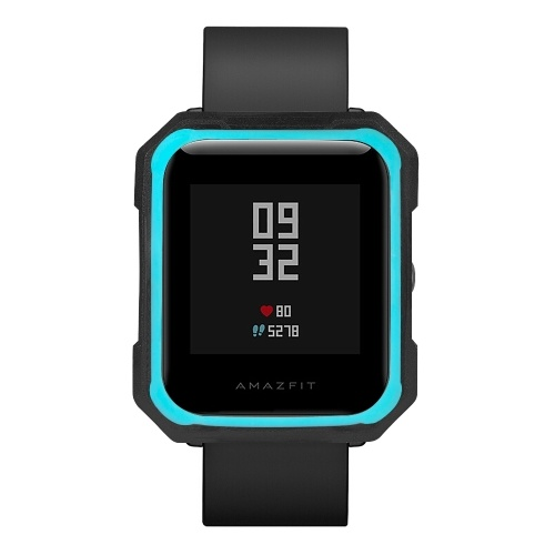 Watch Protective Case Soft TPU Protective Shell Wristband Replacement