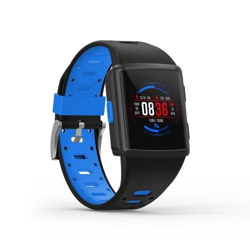 SMA-M3 Smart Watch IP68 Waterproof 1.3'' IPS Full Round Screen Smart Bracelet