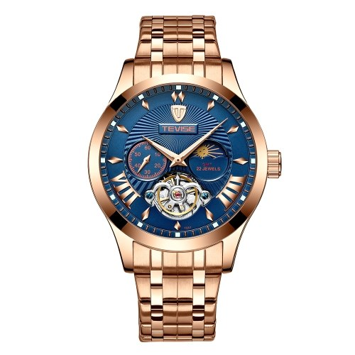 TEVISE T857 Automatic Watch