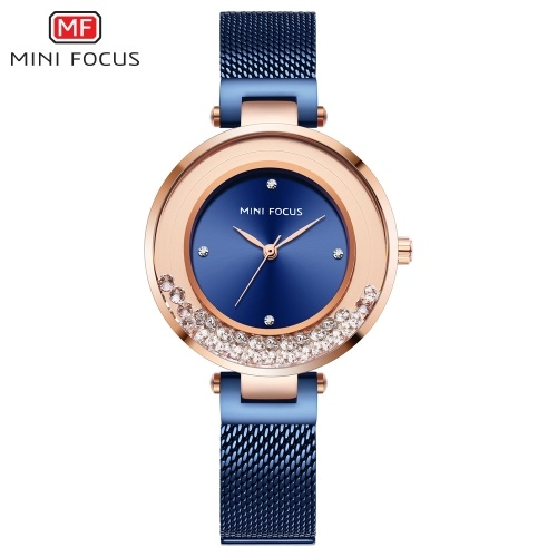 MINI FOCUS MF0254L Montre Femme À Quartz