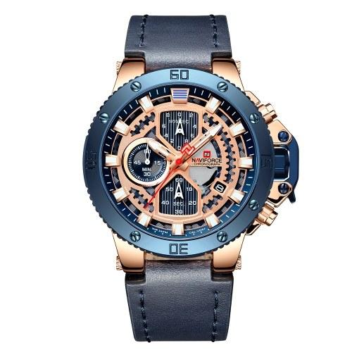 NAVIFORCE 9159 Man Quartz Watch