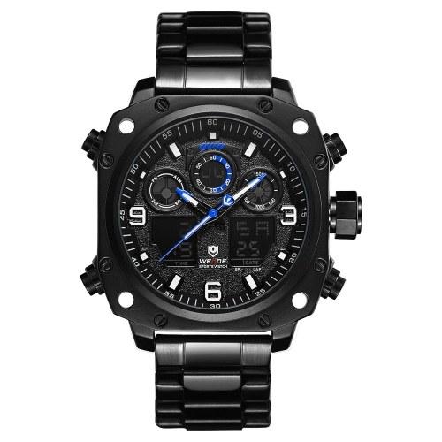 WEIDE WH7303クォーツデジタル電子時計