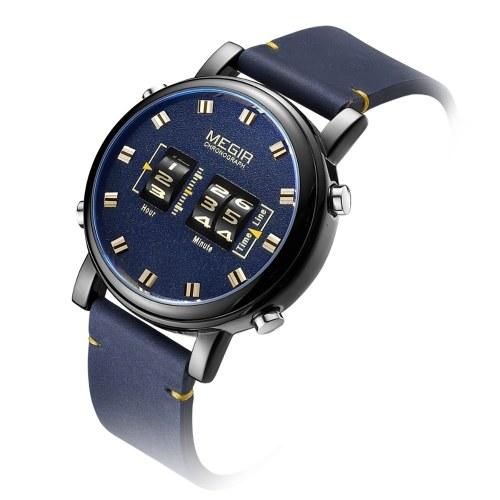 Orologio da uomo al quarzo militare MEGIR 2137