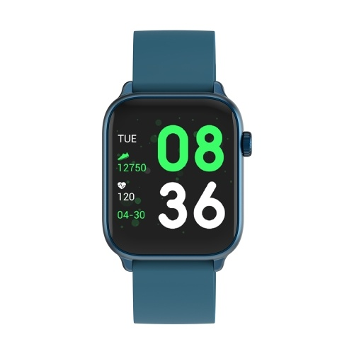 "TICWRIS 1.3"" Touch Smart Watch"