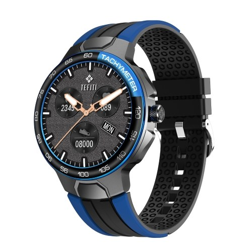 E15 1.28 Inch Smart Watch Fitness Tracker IP68 Водонепроницаемые спортивные часы