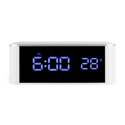 Home LED Electronic Clock Mirror Clock
