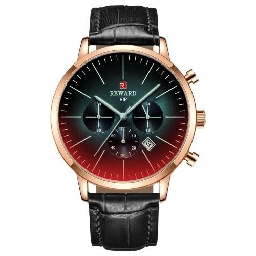 REWARD Men Sport Watches Montre-bracelet d'extérieur étanche