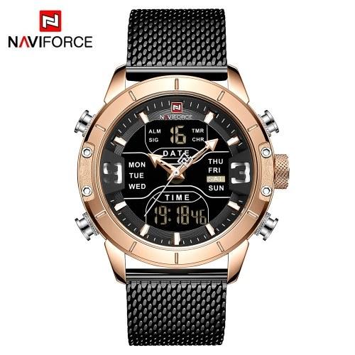NAVIFORCE 9153 Man Quartz Watch