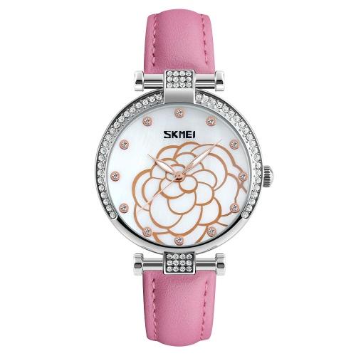 SKMEI 3ATM impermeável para moda Casual Watch