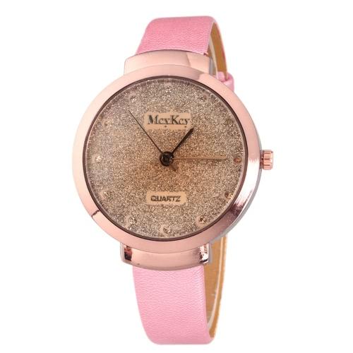 Trendy Simple Delicate Reloj para las mujeres