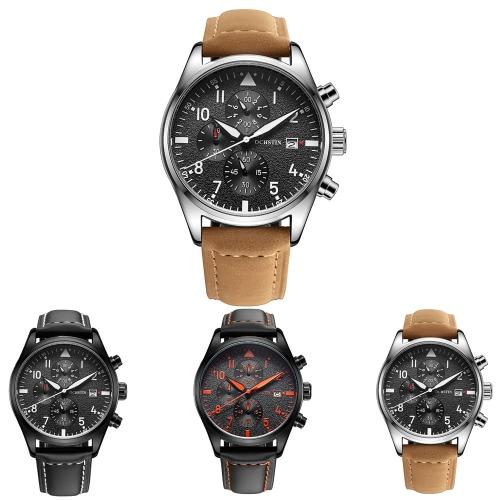 OCHSTIN GQ043B 3ATM водостойкие аналоговые часы моды