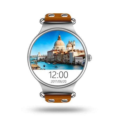 LEMFO LEF1 3G Smartwatch Téléphone RAM 512M + ROM 8G
