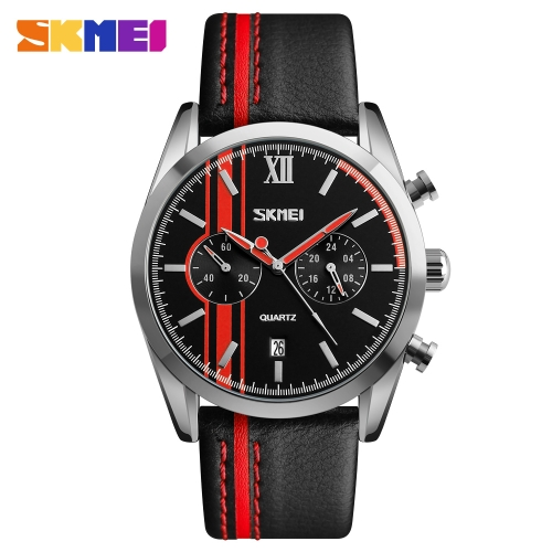 SKMEI Fashion Casual Men Quartz Watches