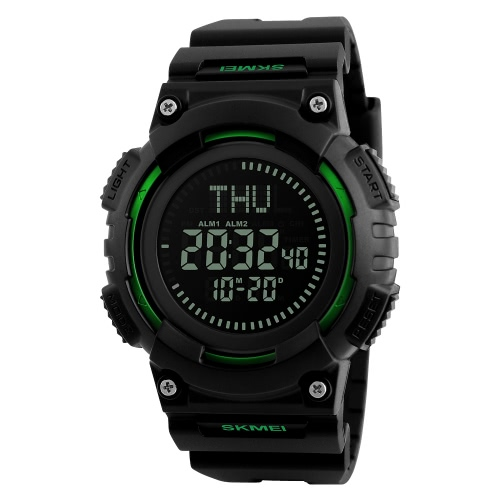 SKMEI 5ATM Water-resistant Sport Watch Men