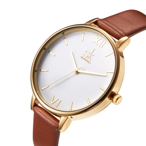 Shengke Fashion Simple Watch