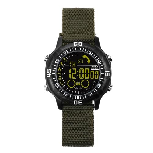Sport Smart Watch WristWatch per iOS 7.0 Smart Watch per Android 4.3 Fitness Tracker BT 4.0 Smartwatch Watchwatch cronometro