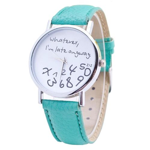 Relojes de cuarzo JY0437 Fashion Men Quartz
